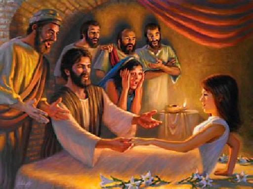 Yahshua e i miracoli di quarigione