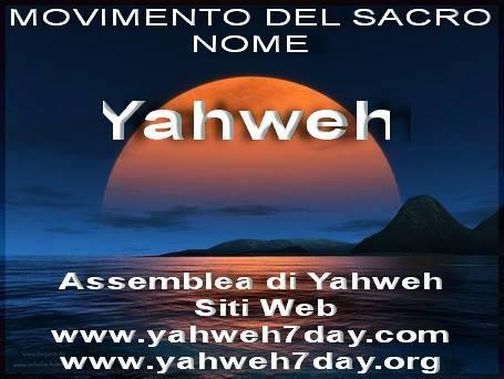 Yahweh ci ha tanto amato che...