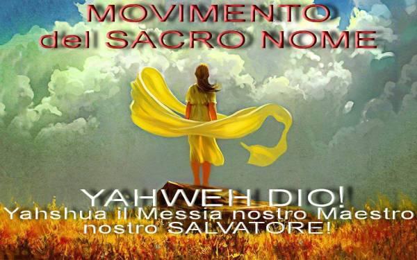 Yahweh è POTENZA!