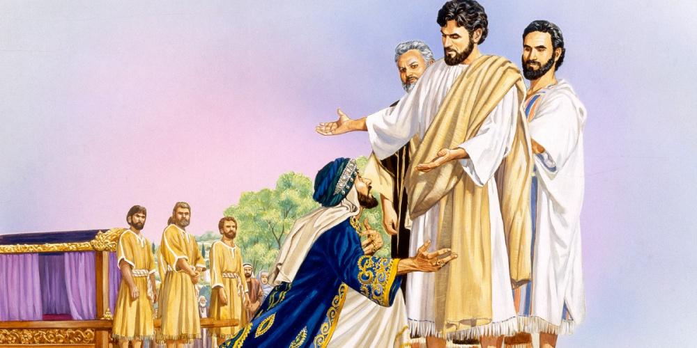 Yahshua ubbidì a Yahweh