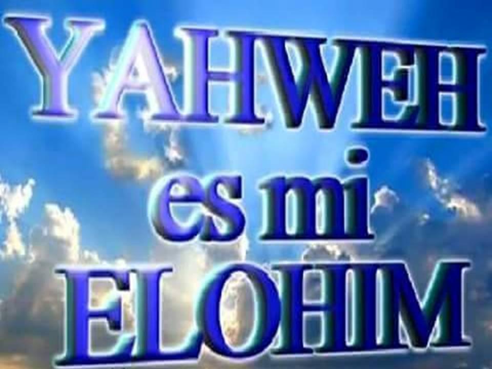 il Mio Nome è Yahweh