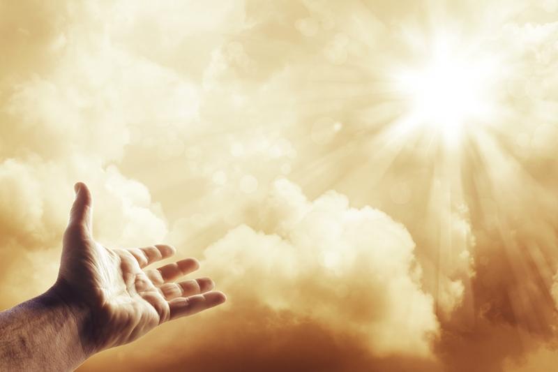 Yahweh e pronta di allungarti la mano