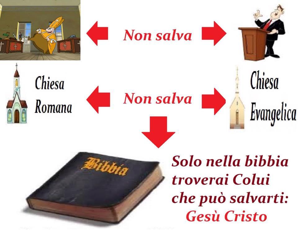 La Bibbia Salva