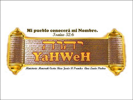 Canninate nella parola di Yahweh Dio