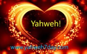 Sciogliamo Yahweh