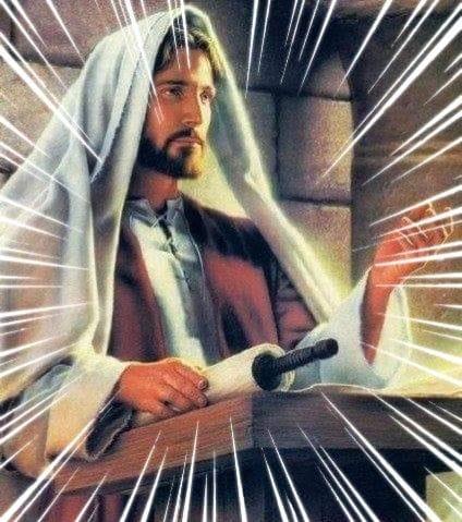 Yahshua legge il Rotolo di Isaia