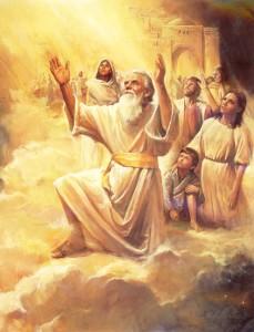Io e la mia casa serviremo Yahweh Dio