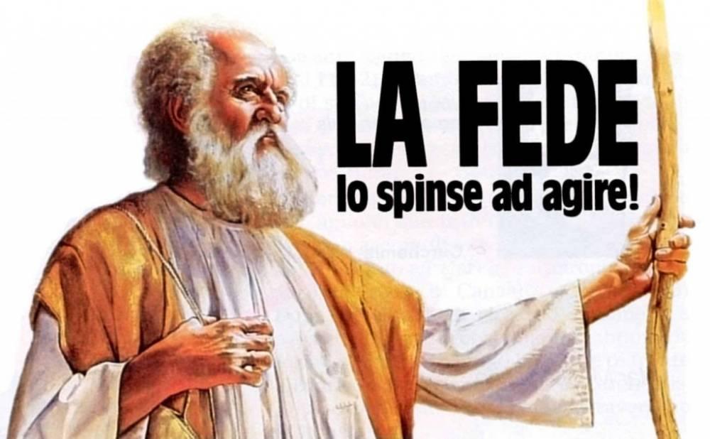 La Fede ti porta a credere