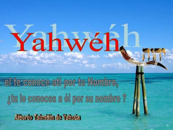 Unica verità è Yahweh Dio