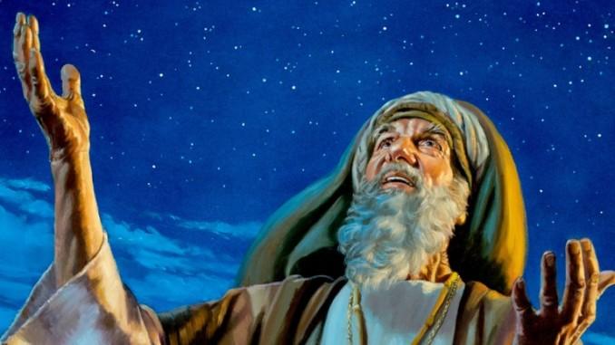 I veri credenti, sono discendenti di Abramo