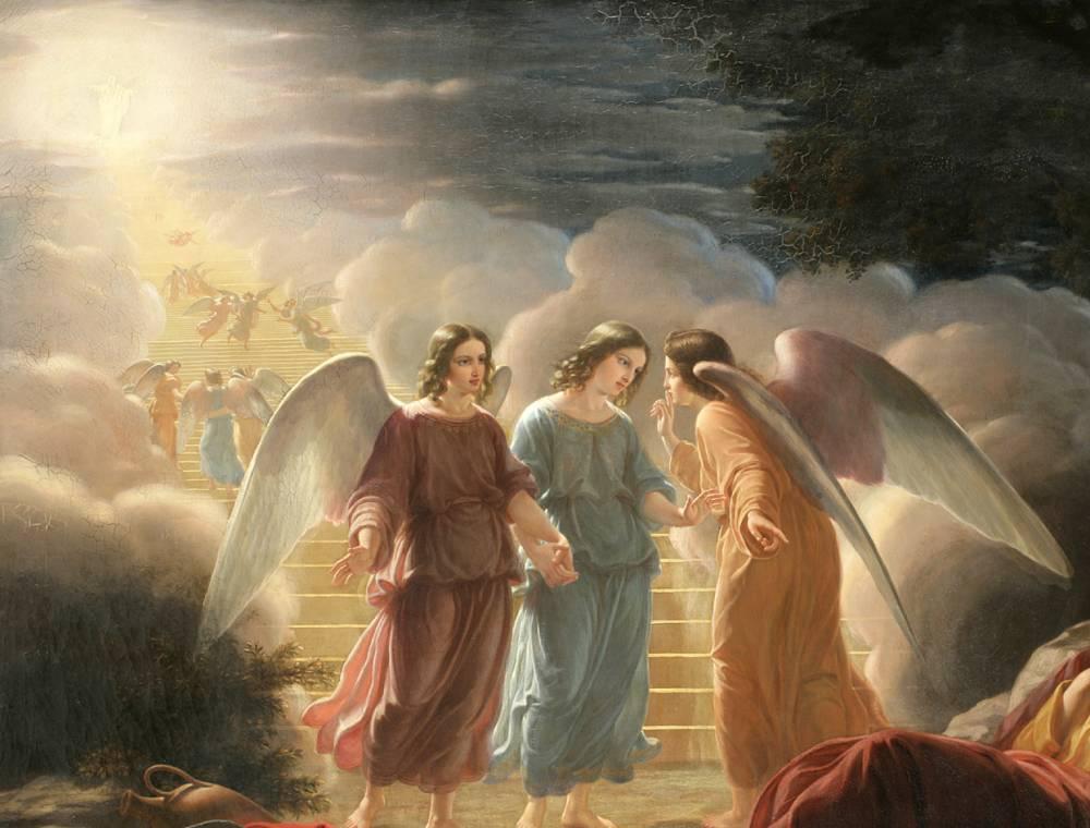 Angeli sono con te