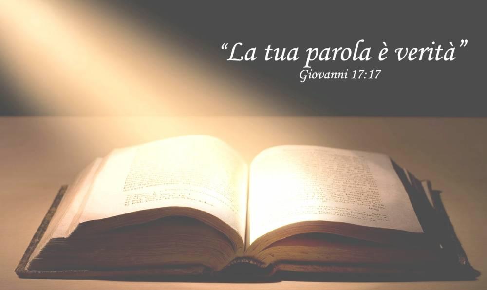 la Bibbia la vera parola di Yahweh Dio