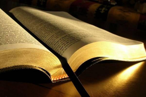 SOLO NELLA BIBBIA è la Parola di Dio