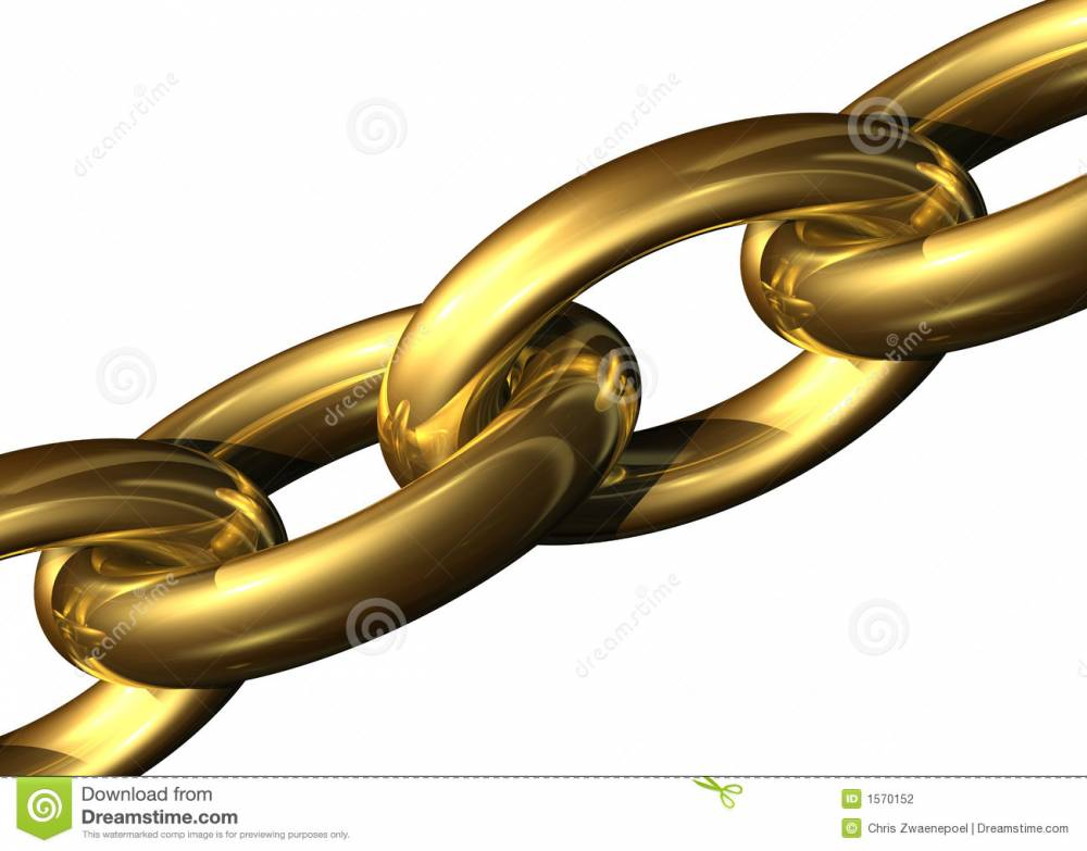 La bibbia è come una catena