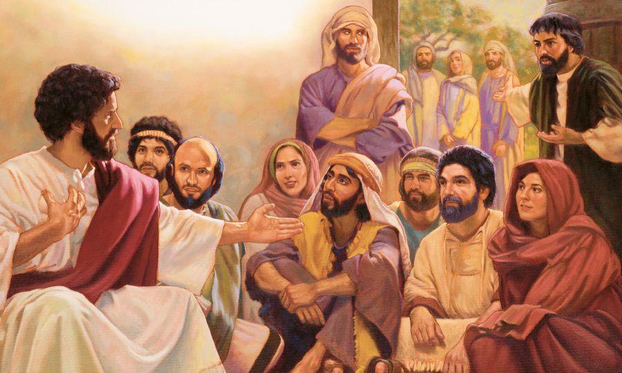 I fratelli di Yahshua.