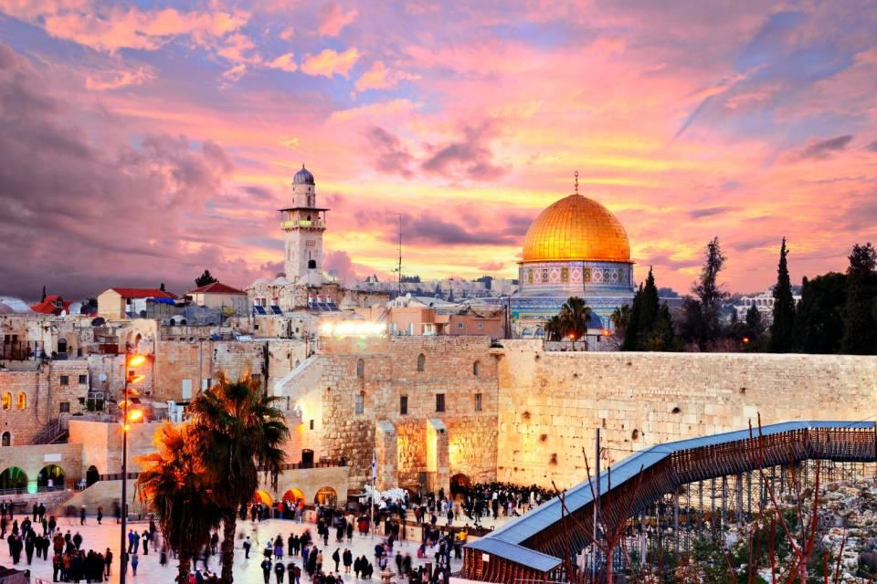 Città di Israele Gerusalemme