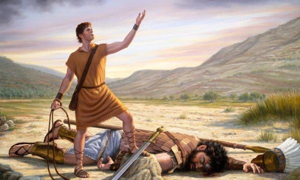 Davide fu scelto, non per le sue capacità