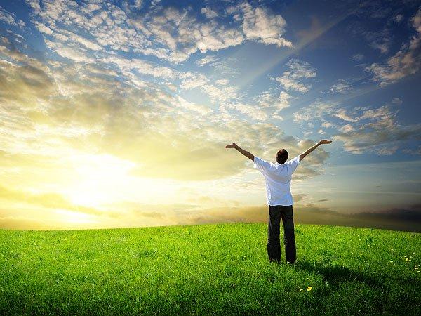 Essere felice di amare Yahweh