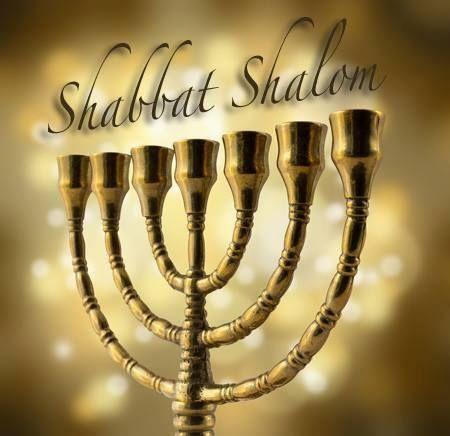 Shalom SABATO al popolo di Yahweh