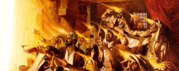 Predica con tutte le tue forze la verità di YAH