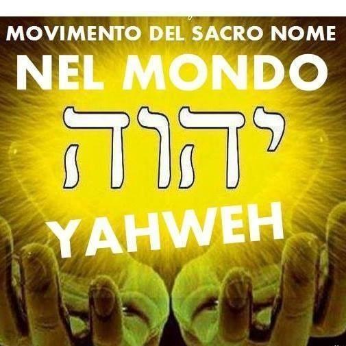 Yahweh è la nostra vera luce