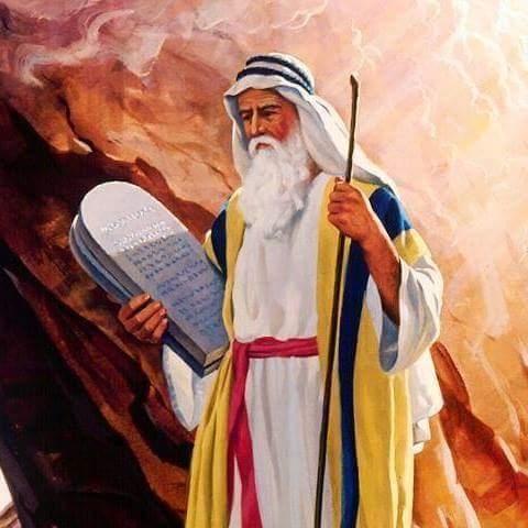 Mosè pregò umilmente a Yahweh