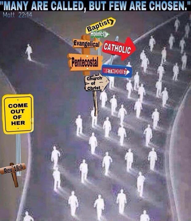 giusta strada