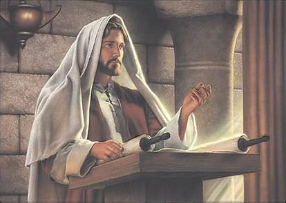 Yahshua come di abituatine si recava in Sinagoga ogni SABATO