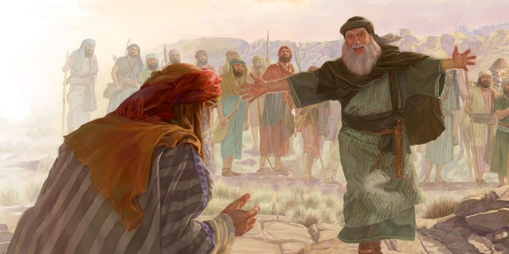 Giacobbe fedele servitore