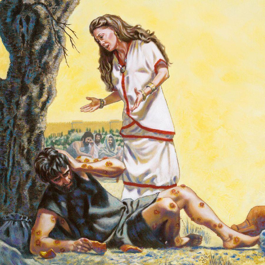 Giobbe fedele a YHWH
