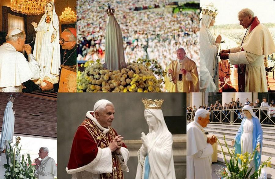 Un popolo confuso con verità, ed idolatria