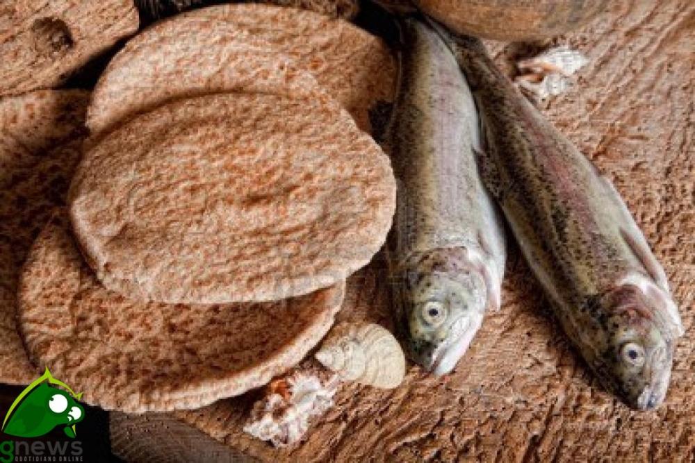 la moltiplicazione dei pesci