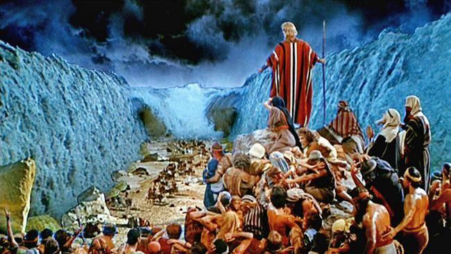 Mosè mandato da Yahweh