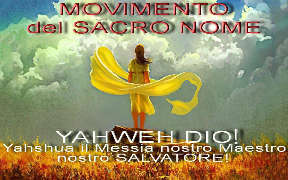 Movimento del nome di Yahweh