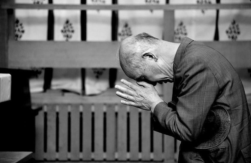 Devi avere rispetto per tutte le preghiere
