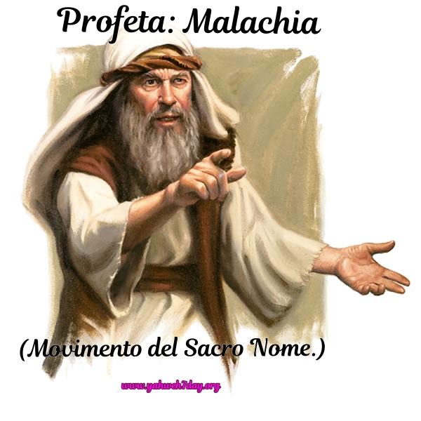 Malachia e le profezie