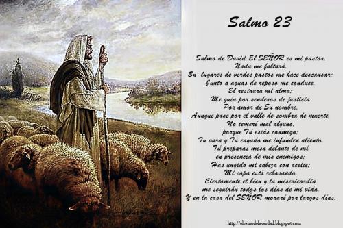 Il vero Pastore è Dio