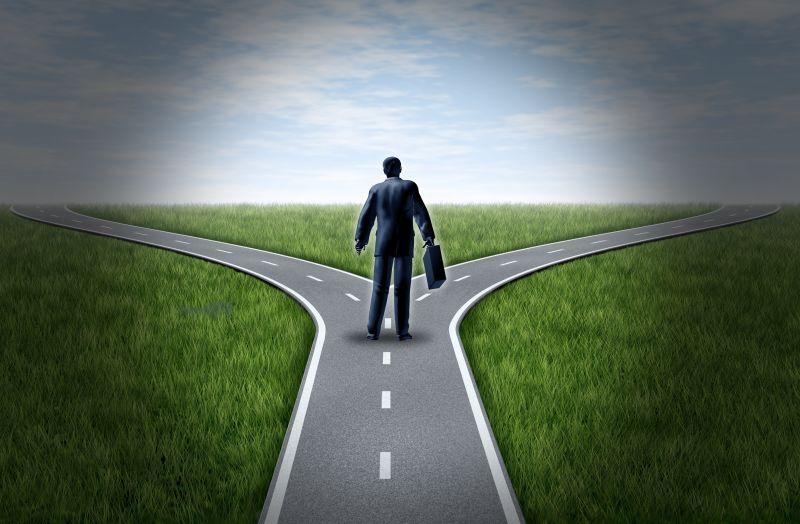 Scegli la giusta strada, oggi