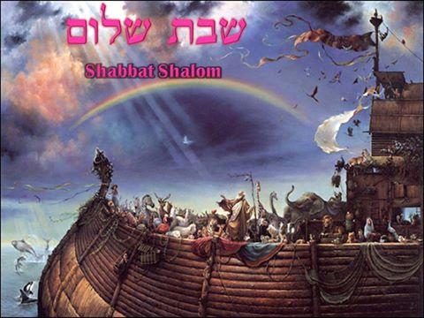 Creò il SHABBAT alla creazione del mondo