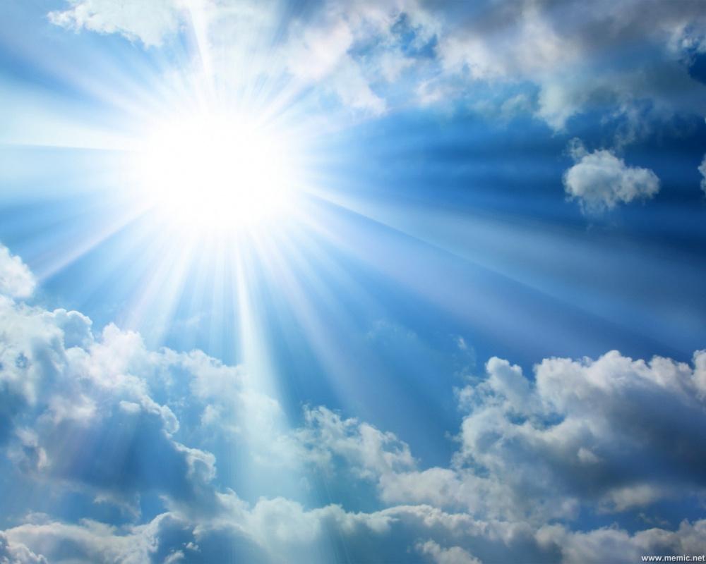 La luce che ti sconvolge l'anima