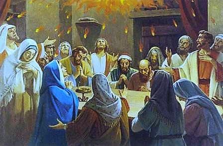 La discesa dello Spirito Santo