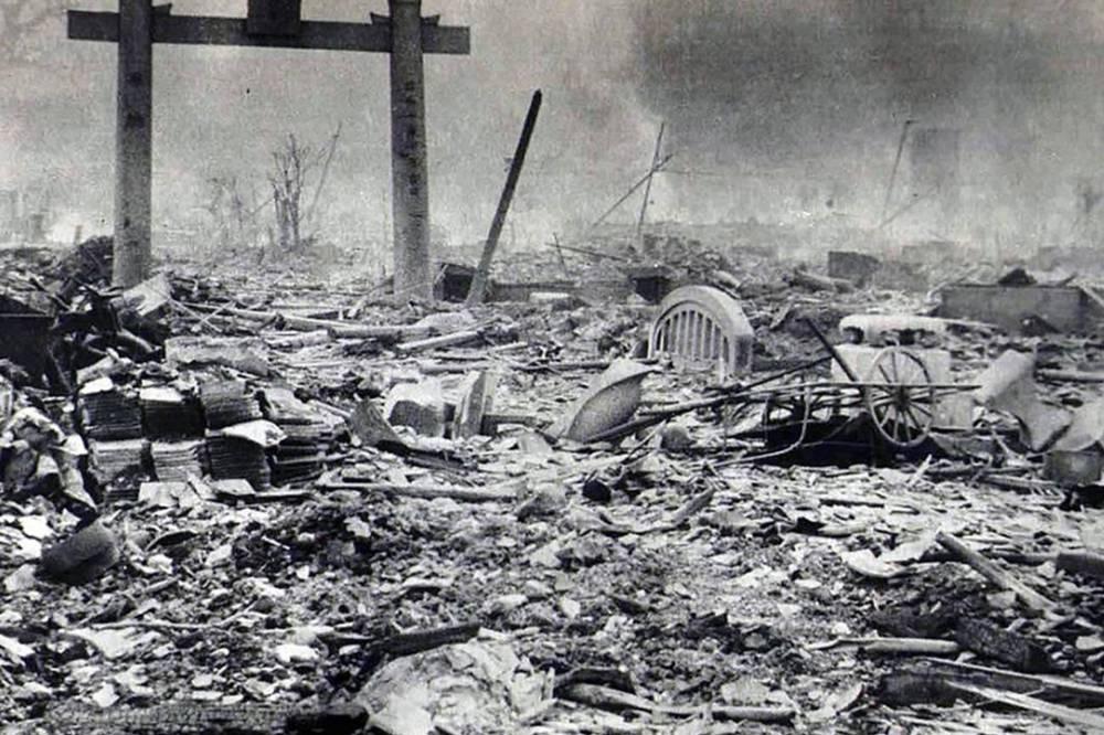 Hiroshima Bomba Atomica...