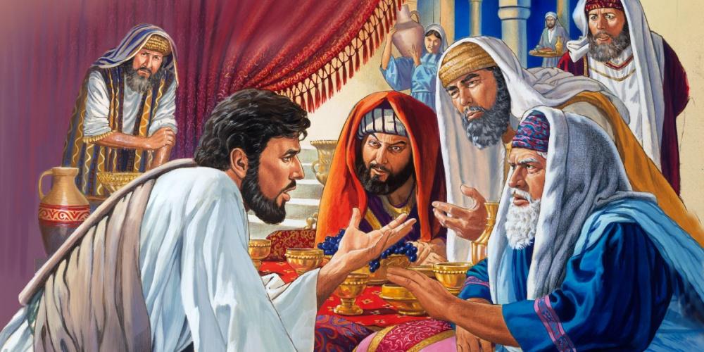 Yahshua contro i farisei