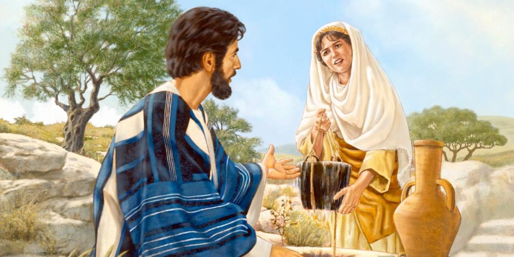 Yahshua è la Donna adultera