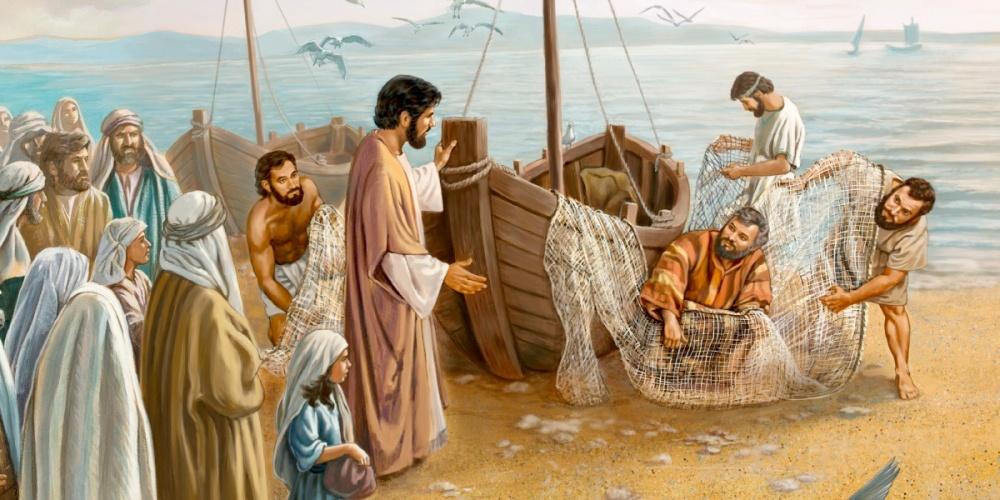 Scelta di 2 pescatori