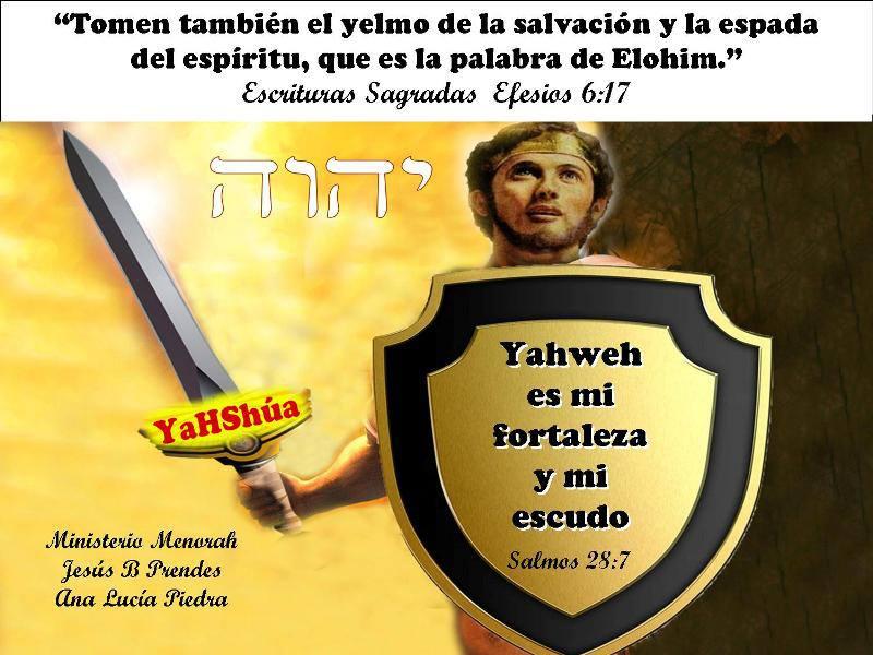 Vera salvezza è Yahweh Dio