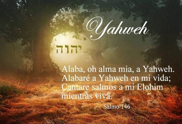 Il vero Dio è solo Yahweh!